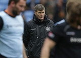 COVENTRY, ENGLAND - FEBRUARY 18: Rob Baxter of Exeter Chiefs during the Aviva Premiership match between Wasps and Exeter Chiefs at The Ricoh Arena on February 18, 2018 in Coventry, England. (Photo by Henry Browne/Getty Images)